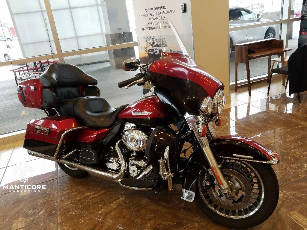 2012 Harley-Davidson ULTR Pocatello ID