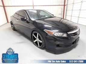 Honda Accord Cpe EX-L 2012