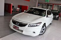 Honda Accord Cpe EX-L Sunroof Leather 2012