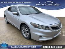 2012_Honda_Accord Cpe_LX-S_ Carrollton  TX