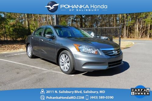 2012_Honda_Accord_EX ** SUNROOF ** ONE OWNER **_ Salisbury MD