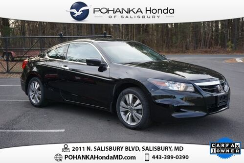2012_Honda_Accord_EX-L ** LEATHER & SUNROOF ** ONE OWNER **_ Salisbury MD