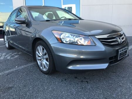 2012_Honda_Accord_EX-L 2.4  ** Leather & Sunroof ** GUARANTEED FINANCING_ Salisbury MD