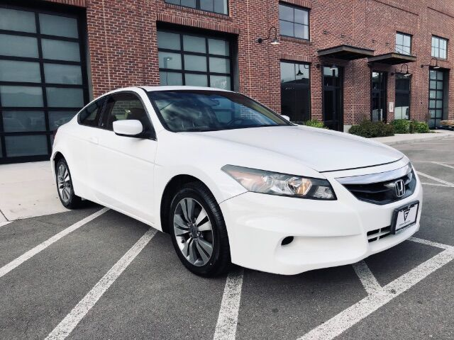 2012 Honda Accord EX-L Coupe AT Bountiful UT