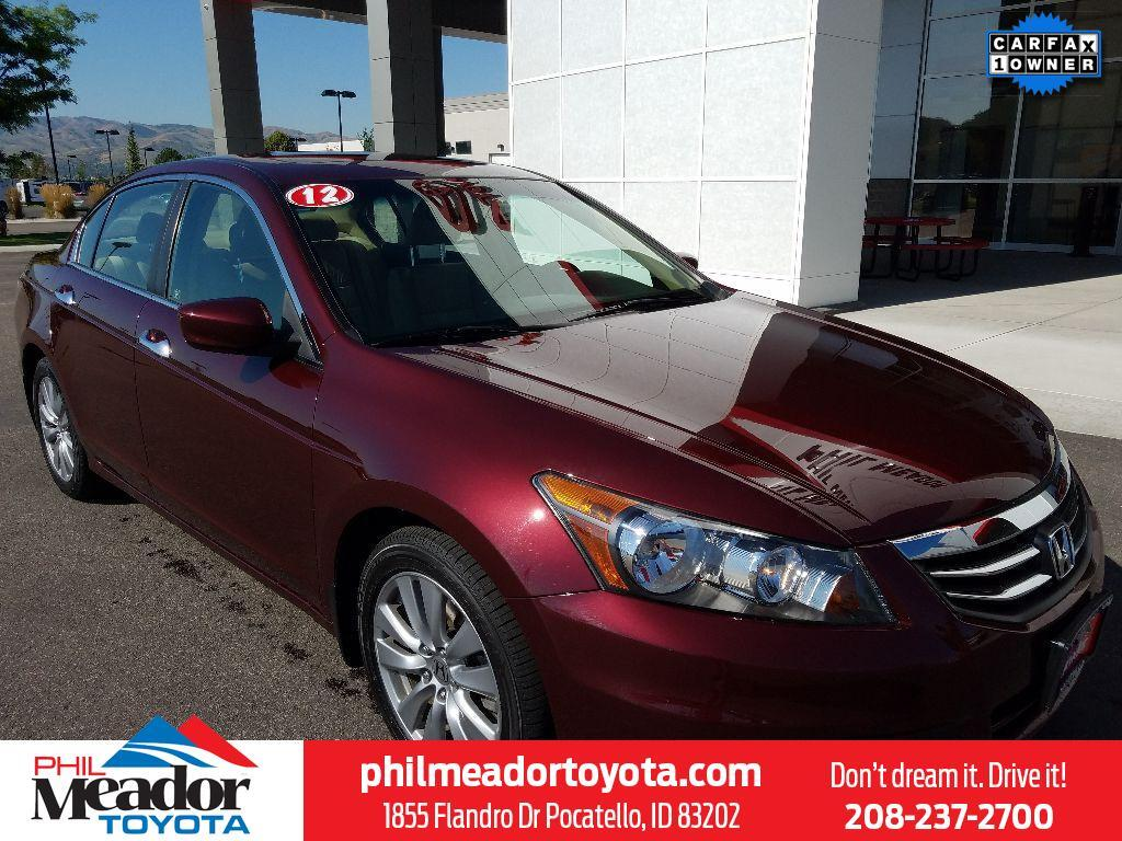 2012 Honda Accord EX-L Pocatello ID