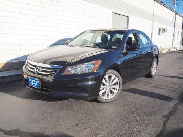 2012 Honda Accord EX-L Portsmouth NH