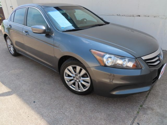 2012 Honda Accord EX-L Sedan AT Dallas TX