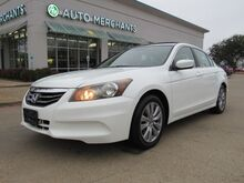 2012_Honda_Accord_EX-L Sedan AT SUNROOF, LEATHER, HEATED SEATS, REAR CLIMATE, XM RADIO_ Plano TX