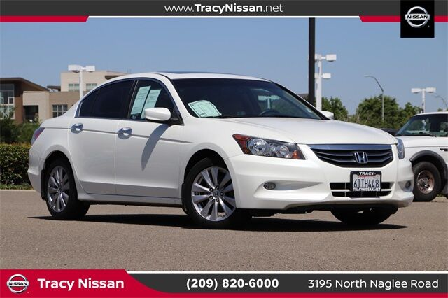 2012 Honda Accord EX-L Tracy CA
