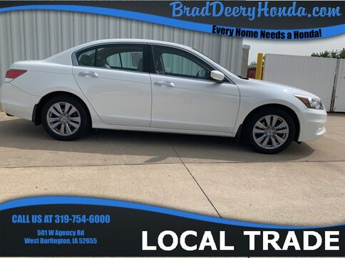 2012_Honda_Accord_EX-L_ West Burlington IA