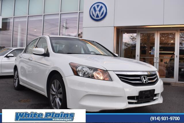 2012 Honda Accord EX-L White Plains NY