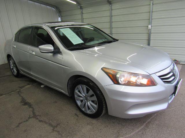 2012 Honda Accord EX Sedan AT Dallas TX
