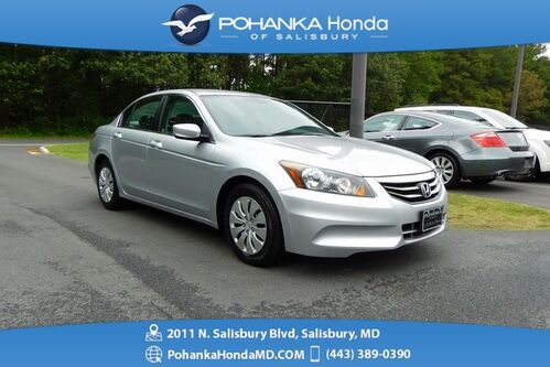 2012_Honda_Accord_LX 2.4 ** BEST MATCH ** GUARANTEED FINANCING **_ Salisbury MD