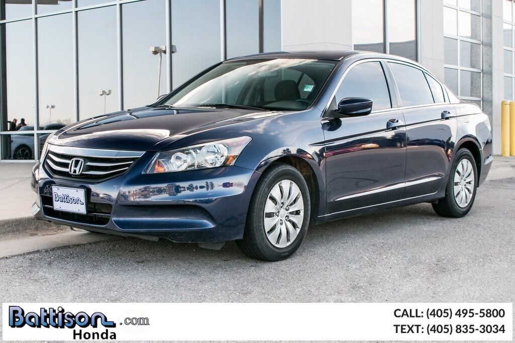 2012 Honda Accord LX 2.4 Oklahoma City OK