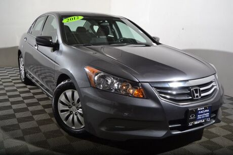 2012 Honda Accord LX 2.4 Seattle WA