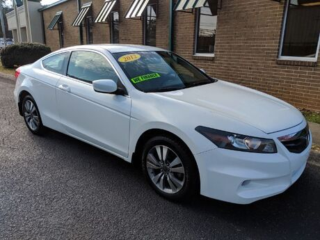 2012 Honda Accord LX-S Coupe Knoxville TN