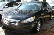 2012 Honda Accord SE - w/ LEATHER & HEATED SEATS