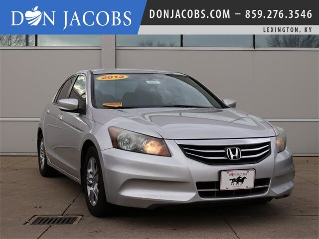 2012 Honda Accord SE Lexington KY
