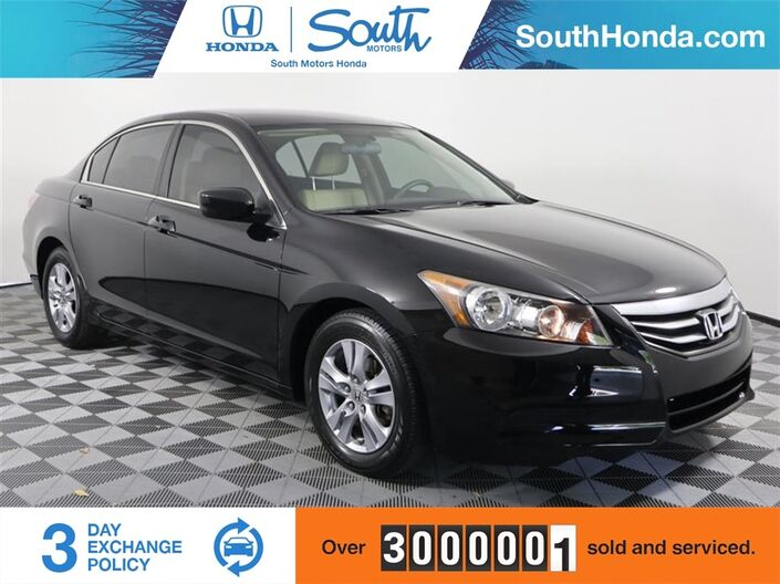 2012 Honda Accord SE Miami FL