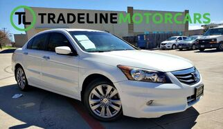 2012_Honda_Accord Sdn_EX-L BLUETOOTH, HEATED SEATS, LEATHER, AND MUCH MORE!!!_ CARROLLTON TX