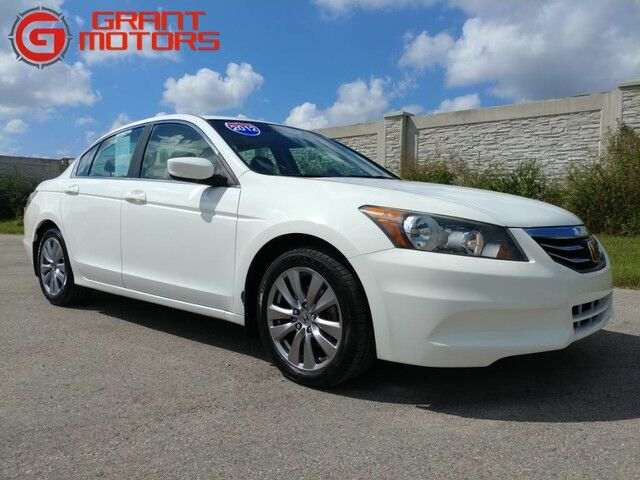 2012 Honda Accord Sdn EX-L