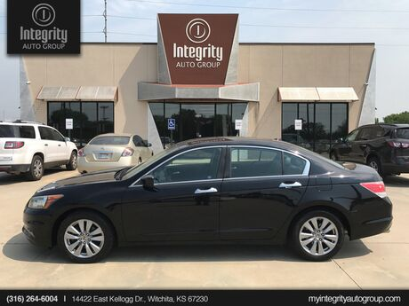 2012 Honda Accord Sdn EX-L Wichita KS
