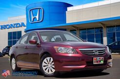 2012_Honda_Accord Sdn_LX_ Wichita Falls TX