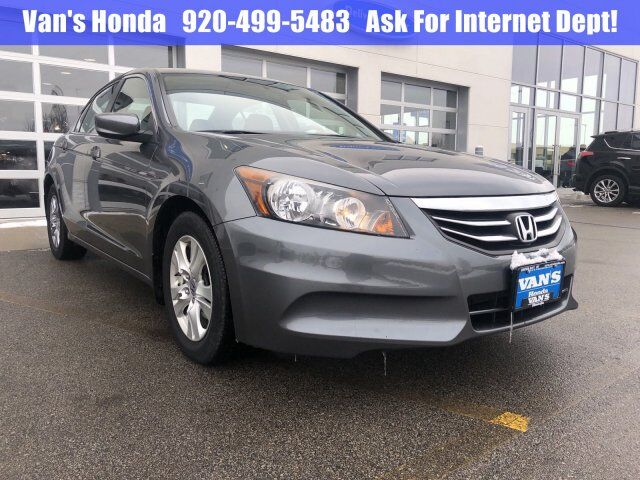 2012 Honda Accord Sdn LX Premium Green Bay WI