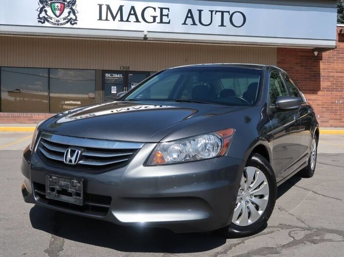2012 Honda Accord Sdn LX West Jordan UT