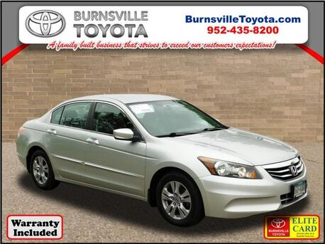 2012_Honda_Accord Sdn_SE_ Burnsville MN