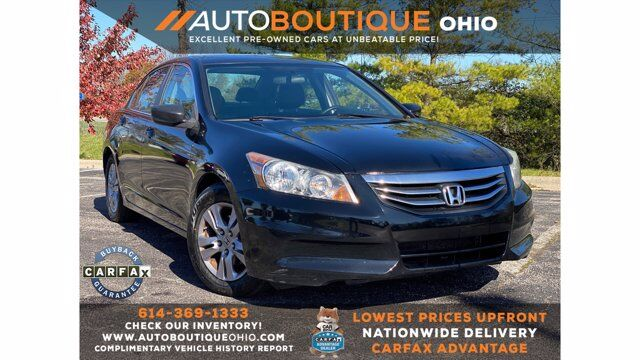 2012 Honda Accord Sdn SE Columbus OH