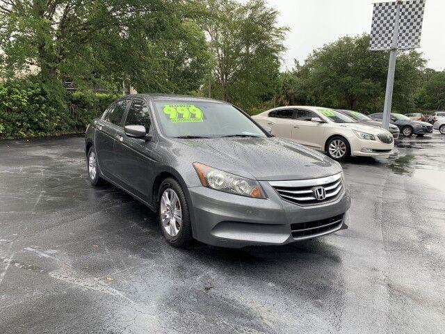 2012 Honda Accord Sdn SE Gainesville FL