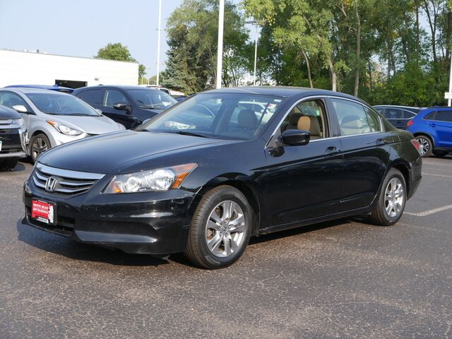 2012 Honda Accord Sdn SE Inver Grove Heights MN