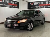 Honda Accord Sdn SE PREMIUM WHEELS PWR LEATHER SEATS HEATED SEATS TRACTION CONTROL FULL PWR 2012