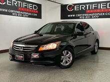 2012_Honda_Accord Sdn_SE PREMIUM WHEELS PWR LEATHER SEATS HEATED SEATS TRACTION CONTROL FULL PWR_ Carrollton TX