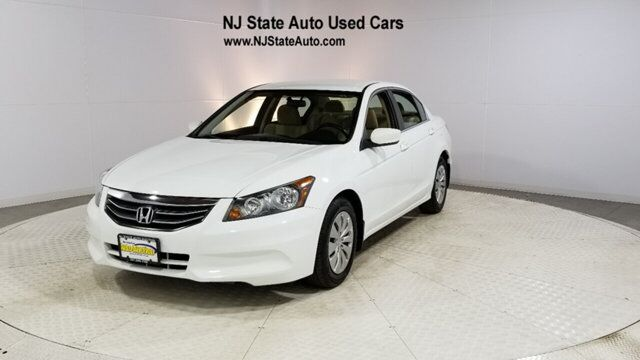 2012 Honda Accord Sedan 4dr I4 Automatic LX Jersey City NJ