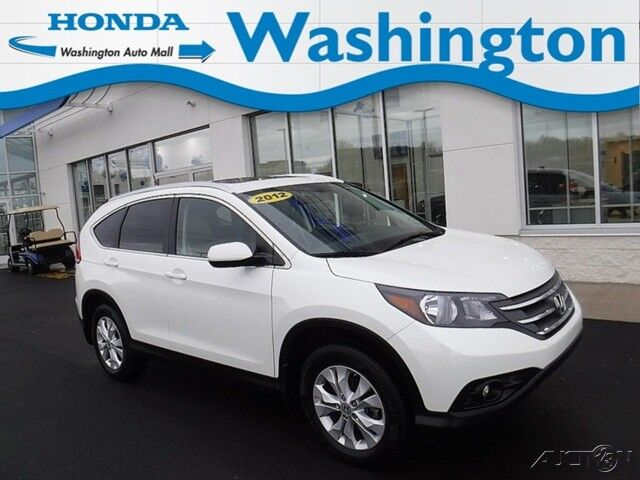 2012 Honda CR-V AWD 5dr EX-L Washington PA