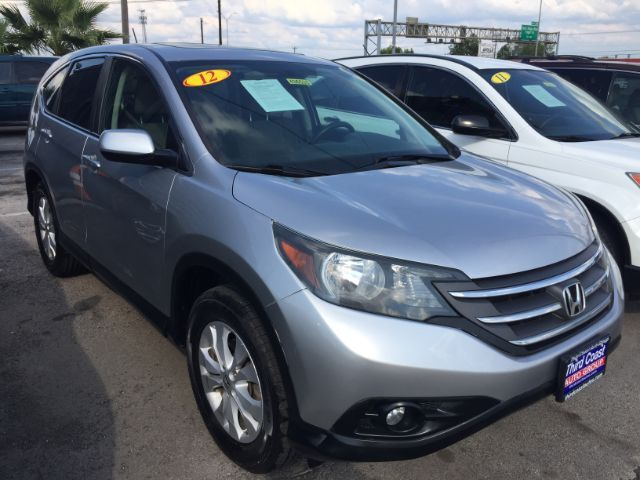 2012 Honda CR-V EX 4WD 5-Speed AT Austin TX