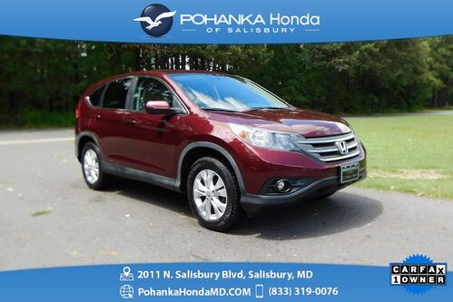 2012_Honda_CR-V_EX AWD ** GUARANTEED FINANCING ** ONE OWNER **_ Salisbury MD