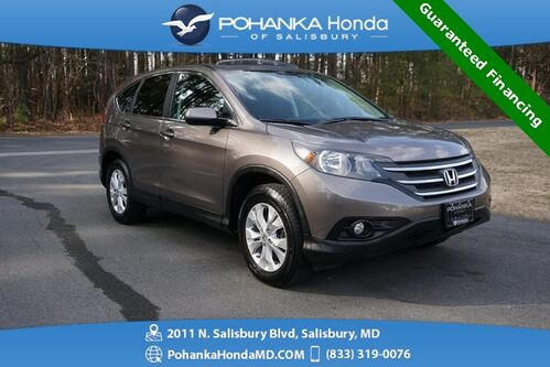 2012_Honda_CR-V_EX AWD ** SUNROOF ** GUARANTEED FINANCING **_ Salisbury MD