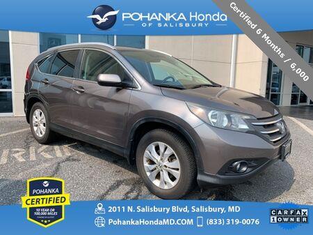 2012_Honda_CR-V_EX-L ** Certified 6 Months / 6,000 **_ Salisbury MD