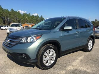Honda CR-V EX-L 2WD 5-Speed AT 2012