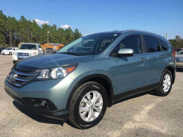 2012 Honda CR-V EX-L 2WD 5-Speed AT Gaston SC