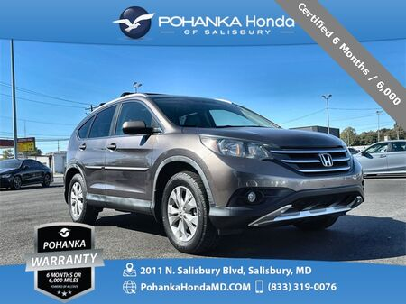 2012_Honda_CR-V_EX-L AWD ** Certified 6 Months / 6,000  **_ Salisbury MD
