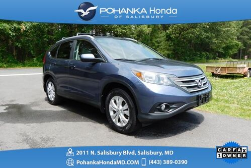 2012_Honda_CR-V_EX-L AWD ** NAVI & SUNROOF ** ONE OWNER **_ Salisbury MD