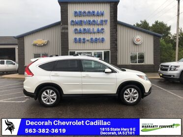 2012_Honda_CR-V_EX-L_ Decorah IA