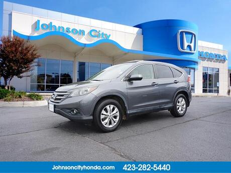 2012 Honda CR-V EX-L Johnson City TN