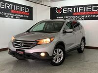 Honda CR-V EX-L NAVIGATION SUNROOF REAR CAMERA HEATED LEATHER SEATS BLUETOOTH KEYLESS 2012