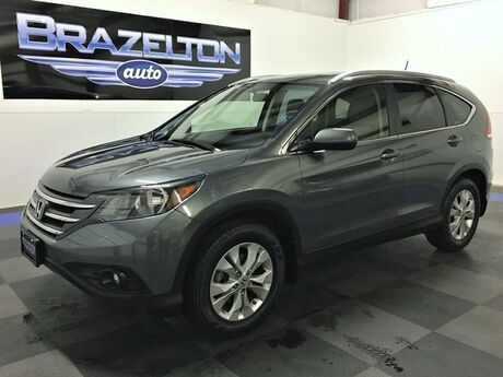 2012 Honda CR-V EX-L, Nav, Rear Camera Houston TX