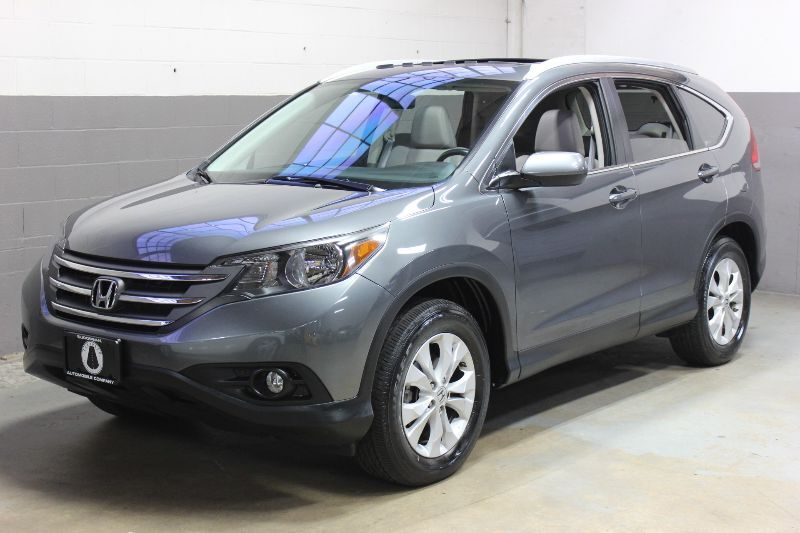 2012 Honda CR-V EX-L Plainview NY